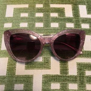 Kate Spade Glitter Sunglasses